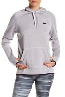 Nike Just Do It Fleece Hoodie M Purple Plum Gym Casual Training Running Pullover