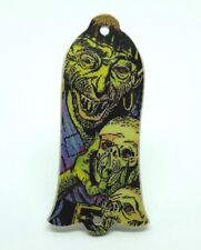 Truss rod cover fits Gibson Les Paul / SG / Horror print