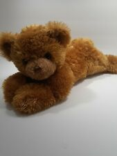 "Princess Soft Toy plush Laying bear 2010 15"" long"