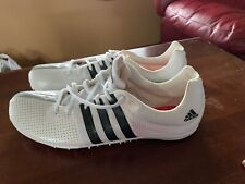 New Vin Adidas AdiStar 2008 Track&Field Shoes With Spikes Included Men's Size 15