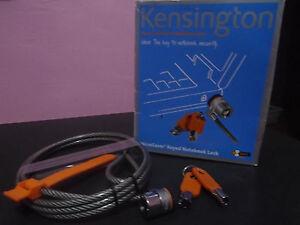 Keningston Microsaver Keyed Notebook Lock