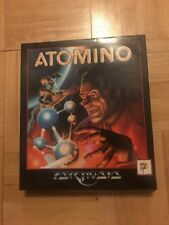 Commodore Amiga Game Software - Atomino by Psygnosis, N. America NTSC  * 1991 *
