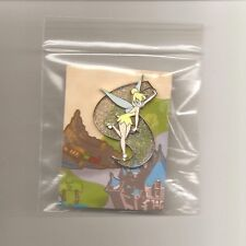 Hard 2 Find!  Mickey's Pin Odyssey 2008 - Easel Boxed Set (Tinkerbell Only) Pin