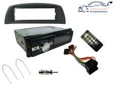 FIAT PUNTO 99-05. Car Stereo Head Unit Radio, Bluetooth USB MP3 SD, Fascia Kit