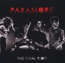 Paramore - The Final RIOT! [CD]