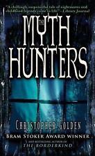 Christopher Golden / Myth Hunters The Veil Book 1 2006 FICTION