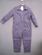 EX-ARMY / RAAF Coveralls / Overalls A.G.C.F /1980 Size 95-100S NOS
