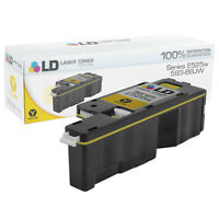 LD Compatible Dell 593-BBJW / 3581G Yellow Toner Cartridge for use in E525w