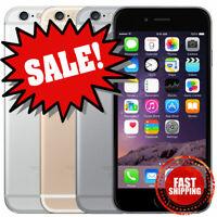 Apple iPhone 6 - 16GB 32GB 64GB 128GB - Global Unlocked, Verizon, AT&T, T-Mobile