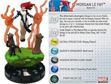Marvel HeroClix Morgan Le Fay #049 (Chaos War) SUPER RARE!