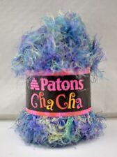 Patons Cha Cha Super Bulky Eyelash Yarn - 1 Skein Multi-Color Vegas #02002