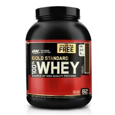 Optimum Nutrition ON 100% Gold Standard Whey Protein Powder 908g 2.2kg 4.5kg
