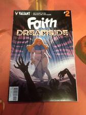 Faith Dreamside #2 Valiant Vf/Nm 9.0 (Cb2819)