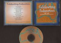 Darryl Cotton and The Australian Youth Choir - Celebrating Federation - rare CD