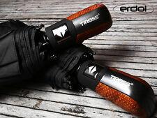 SALE  Automatic Open&Close Mens Umbrella Black New Shape SUPER STRONG QUALITY !