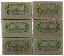 Papoutsanis Pure Greek Olive Oil Soap 6 PACK of 8.8 Oz (250g) Bars