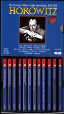 Vladimir Horowitz The Complete Masterworks Recordings 1962-1973 Sony 13cd vo.1-9