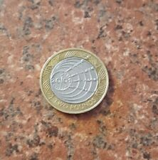 £2 coin COMEMMORATING THE 100 ANNIVERSARY OF MARCONI'S 1st WIRELESS TRANSMISSION