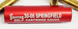 30-06 Springfield Case & Ammunition Gauge - For Checking Your Ammo - Free Ship!