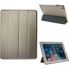 Smart Cover per iPad 2/3/4 pelle custodia borsa protezione COMPRESSA CASE ORO