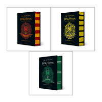 Harry Potter & the Order of the Phoenix 3 Books Collection Set by J.K. Rowling