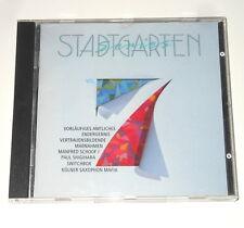 Stadtgarten Series Vol. 7 - CD - Manfred Schoof - Kölner Saxophon Mafia