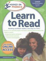 Hooked on Phonics Learn to Read Level 6, First Grade Ages 6-7 : Transitional ...