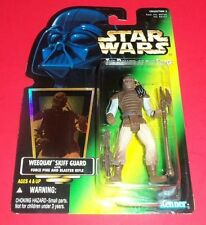 Star Wars Kenner -New Action Figure- Weequay Skiff Guard -The Power Of The Force