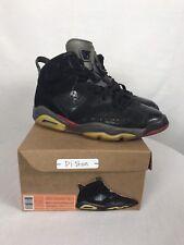 "2010 Air Jordan Retro XI(6) ""Pistons"" Size 9.5 W/Replacement Box 384664-001"