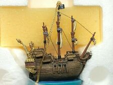 WDCC - DISNEY Enchanted Places JOLLY ROGER - Captain Hooks Ship from Peter Pan