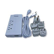 Travel Voltage Converter Adapter Power Step Down 260v to 100V
