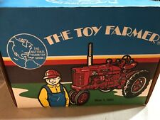 ERTL Toy Farmer Farmall Super MTA Tractor 1:16 Scale Die Cast 1991 15th Edition