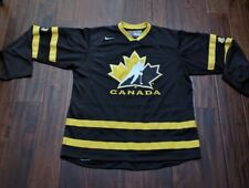 Nike Team Canada Women's National Team Livestrong Hockey IIHF Jersey Size Large