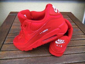 Nike Air Max 90 Essential, red, Gr.42, UK-7,5, US-8,5 / AJ1285-602