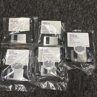 "Shiva Administrator Version 3.6 4.02 4.12 Remote Access 3.5"" Floppy Disc Set"