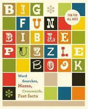 Big Fun Bible Puzzle Book (Electronic Book Text)