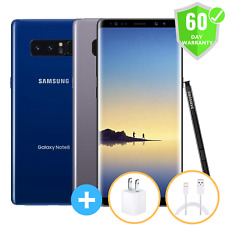 Samsung Galaxy Note8 | Factory Unlocked | GSM ATT T-Mobile | 64GB | Excellent