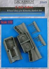 Aires 1/32 F-86F Sabre Wheel Bay for Italeri and Kinetic kit # 2165