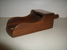 Vintage Country Wood Candle Box Wall Mount