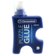 Clementoni Puzzle Glue 200ml Bottle NEW, SEALED