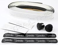 Deda Elementi Mistral Road Bicycle Handlebar Bar Tape Soft Touch Fixie - WHITE