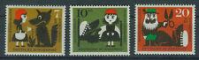 BRD Briefmarken 1960 Rotkäppchen Mi.Nr.340-342**postfrisch