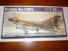 KP-AEREO MILITARE-SUCHOJ SU-7 BKL- SCALA 1/72 - NUOVO -KIT N°25