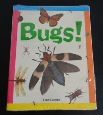 BUGS! Phonics Friends Level E Storybook 10 Sealed Lot of 6 Books NEW Lisa Lerner