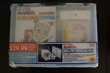 How to Draw Manga : Deluxe Official Kit (2004, Book, Other)