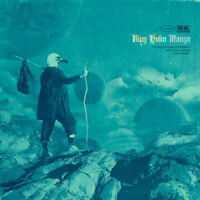 """King Hobo : Mauga VINYL 12"""" Album (Limited Edition) (2019) ***NEW*** Great Value"""