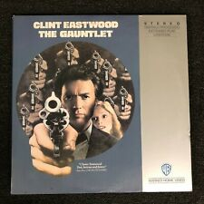 THE GAUNTLET Laserdisc LD [11083]