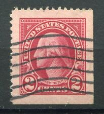 (1932) #634 or  #634d 2¢ Washington MONSTER JUMBO used stamp
