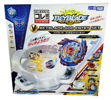 Takara Tomy Beyblade Burst B-76 God Entry Set Valkyrie.6v.rb From Japan EMS