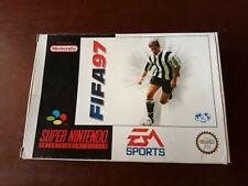 FIFA 97 SUPER NINTENDO SNES  MULTILANGUAGE NES